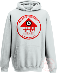 "Dee House Productions Apparel ""Ready"" Hoodie-Dee House Productions"