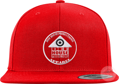 Dee House Productions Apparel Snapback-Dee House Productions