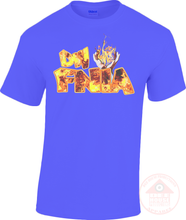 "Load image into Gallery viewer, DW FNIA ""Fire"" Unisex T-Shirt"