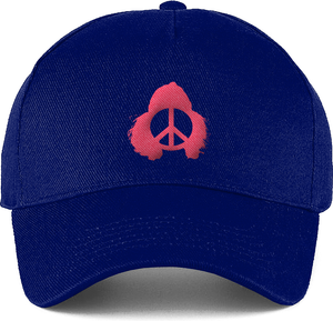 Cardo Classic Cap Navy x Pink Colorway