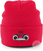 Load image into Gallery viewer, Finis Instruments Logo Beanie-Dee House Productions