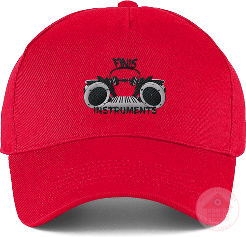Finis Instruments Logo Classic Cap-Dee House Productions