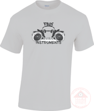 Load image into Gallery viewer, Finis Instruments Logo Unisex T-Shirt-Dee House Productions