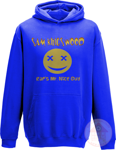 Rap's Mr. Nice Guy Gold Hoodie-Dee House Productions