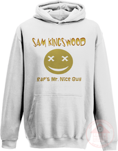 Load image into Gallery viewer, Rap's Mr. Nice Guy Gold Kid's Hoodie-Dee House Productions