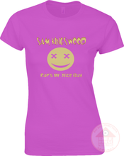 Load image into Gallery viewer, Rap's Mr. Nice Guy Gold Women's T-Shirt-Dee House Productions