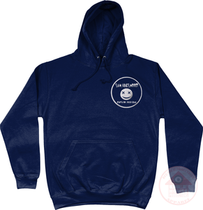 "Sam Kingswood ""Sewed Up"" Hoodie-Dee House Productions"