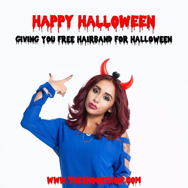 Nicole Snooki Polizzi Devil Halloween Devil Costume