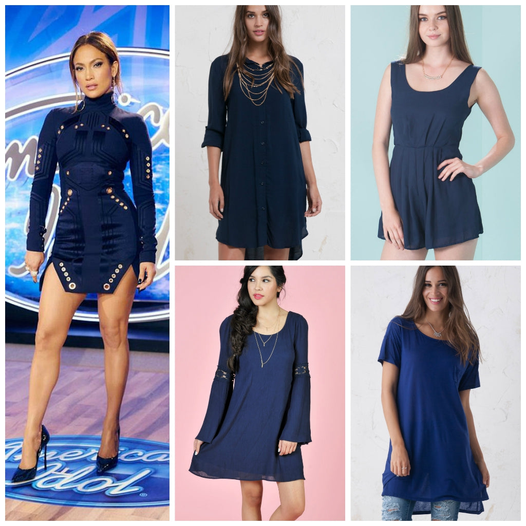a343a01f1ea0 Timeless Trends  Navy Blue Dresses – The Snooki Shop