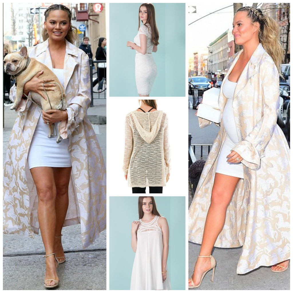 Chrissy Teigen Dressed To Impress At Her Baby Shower! U2013 The Snooki Shop