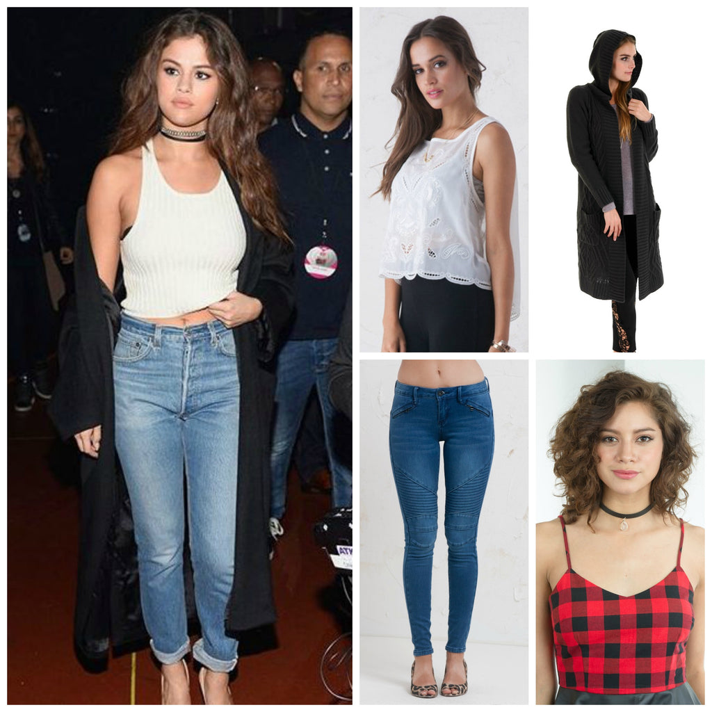 Selena Gomez Goes From Sexy To Casual At The iHeartRadio