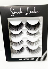 3D Snooki Lash Set