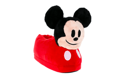Mickey Mouse Emoji Flipemz Slippers