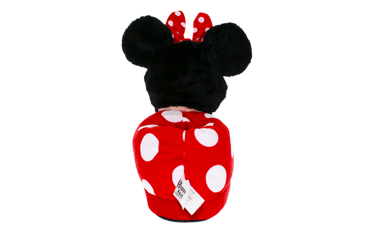Minnie Mouse Emoji Flipemz Slippers