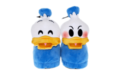 Donald Duck Emoji Flipemz Slippers