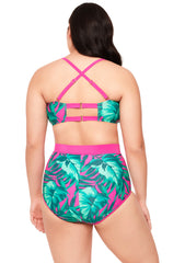 Bahama Mama High-Waisted Bikini Bottom