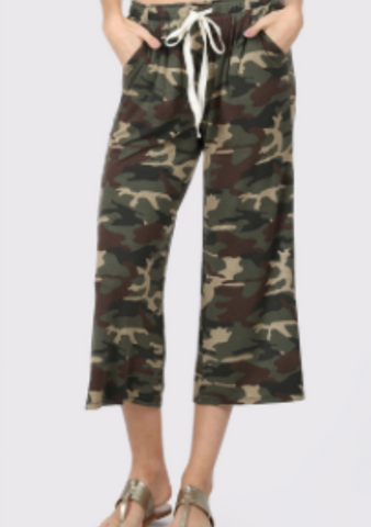 Dark Camo Lounge Pants