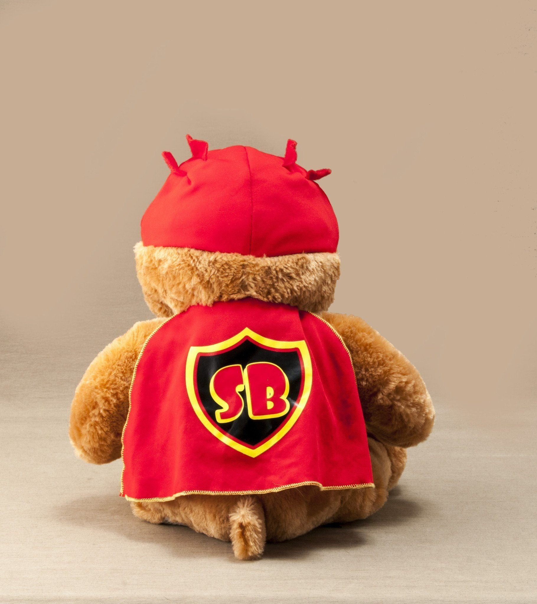 Flipemz Brendan Bear to Super Bear Plush Toy
