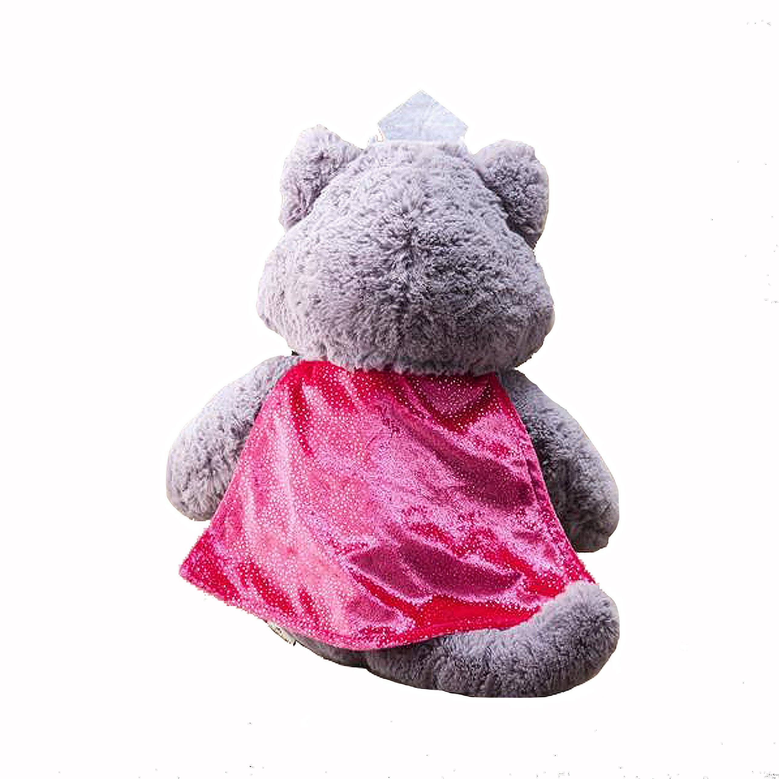 Flipemz Kitty to Princess Kitty Plush Toy