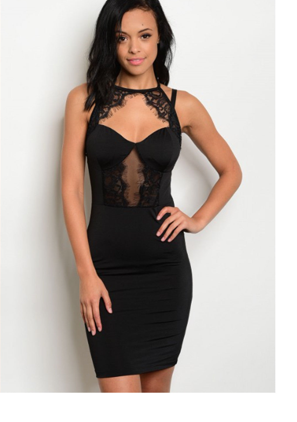 Natalie Lace Dress