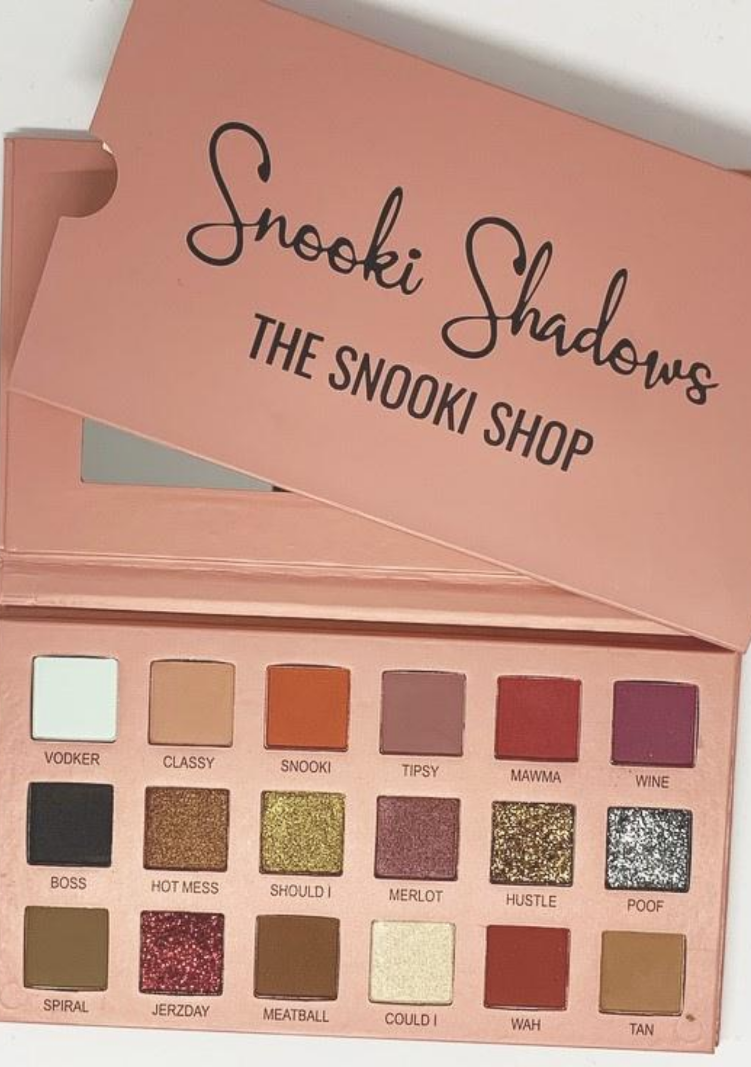 SNOOKI Shadows
