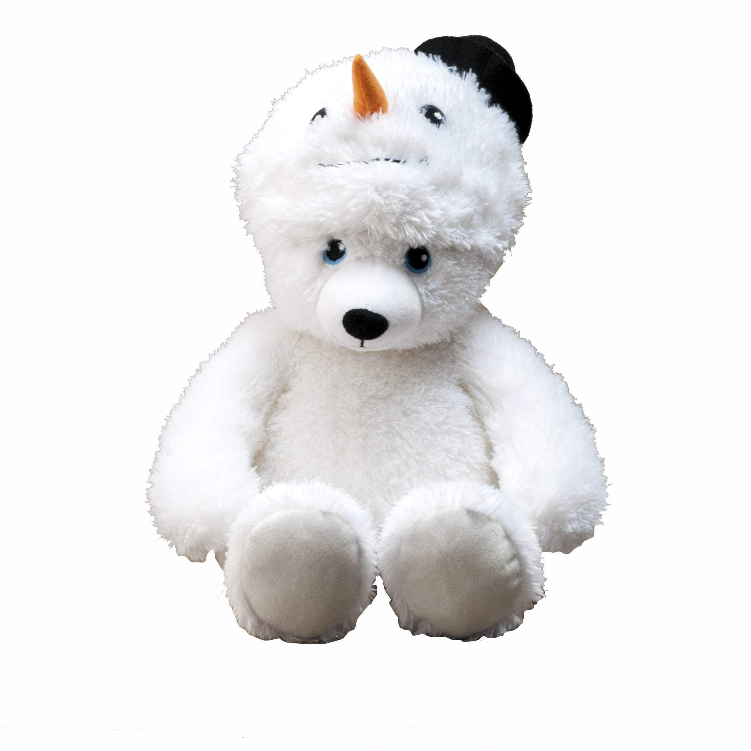 Flipemz Polar Bear to Snowman Plush Toy