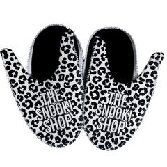 The Snooki Shop Zlipperz - Black Leopard