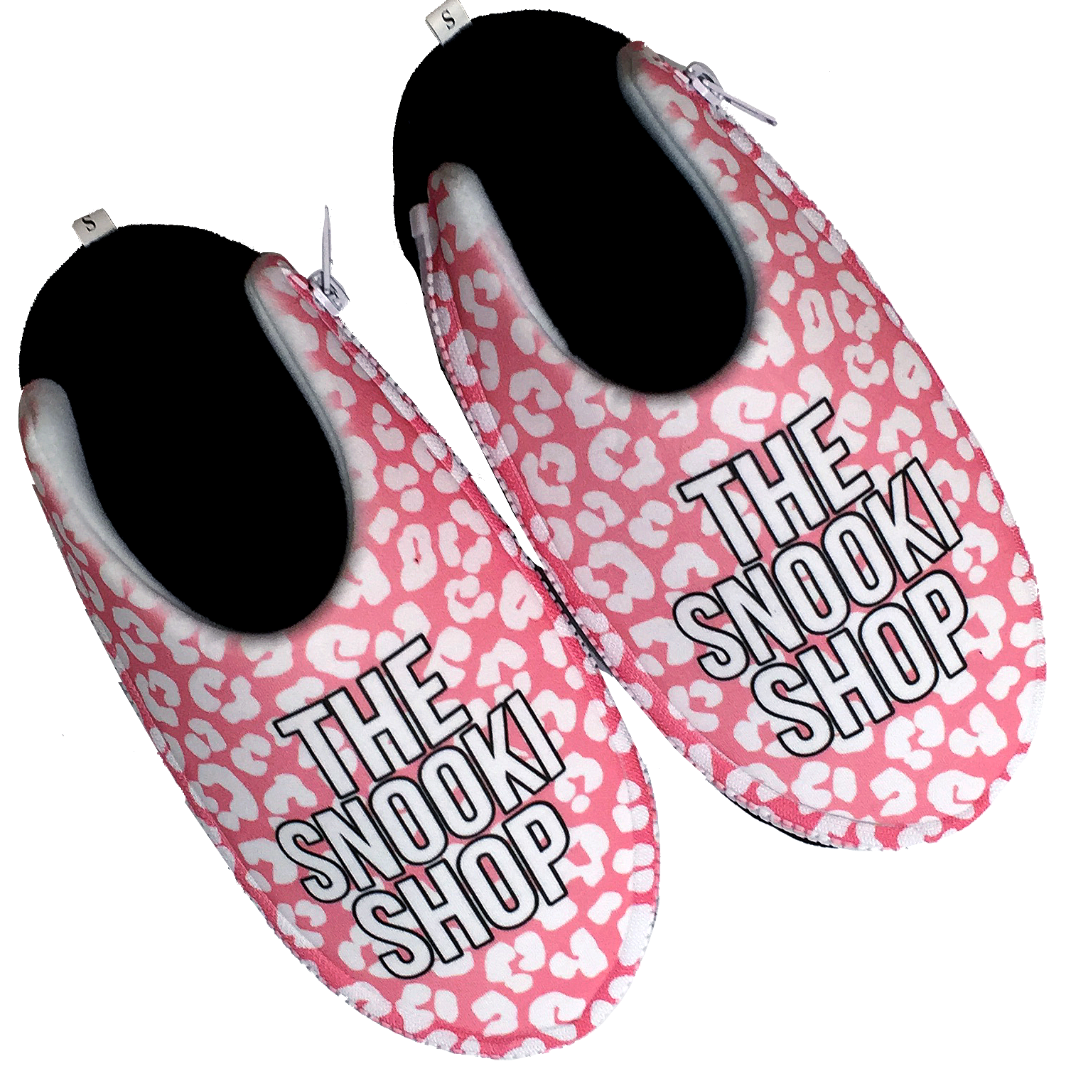 The Snooki Shop Zlipperz - Pink Leopard