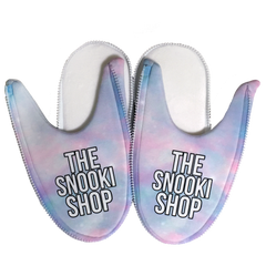 The Snooki Shop Zlipperz - Tie Dye