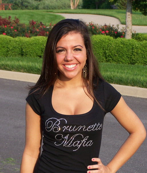 Brunette Mafia Women's Top