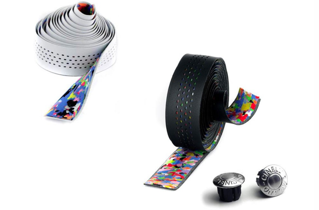 CINELLI ANODIZED END PLUGS | BLACK