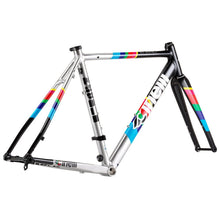 Load image into Gallery viewer, Zydeco bicycle frame aluminum alloy frame carbon fiber front fork