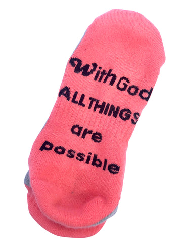 """All Things Are Possible"""