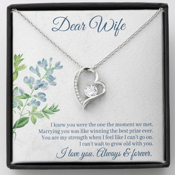 Collection Wife - Always and Forever - Necklace