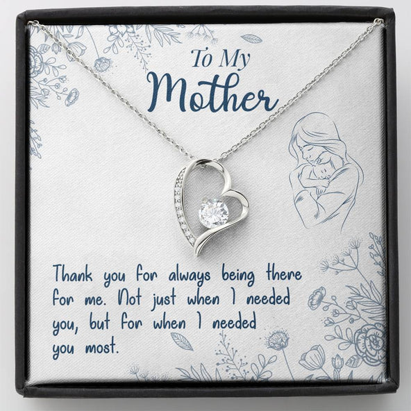 Collection Mom - Always Being There For Me - Necklace