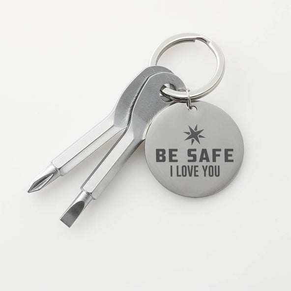 Collection Screwdriver - Be Safe