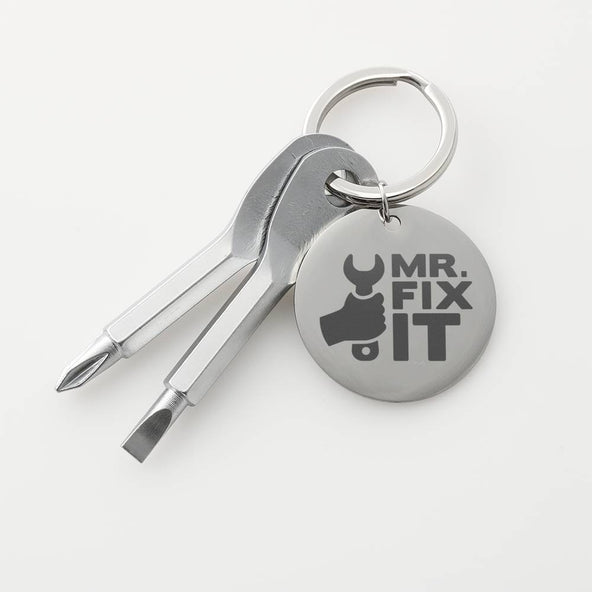 Collection Screwdriver - Mr. Fix it
