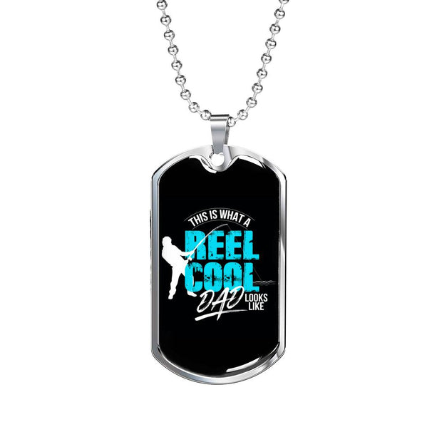 Collection Dad - Reel Cool - Necklace