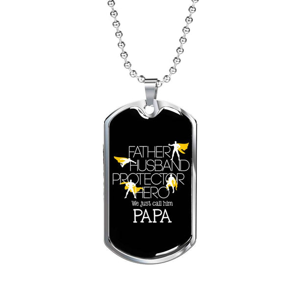 Collection Dad - Protector - Necklace