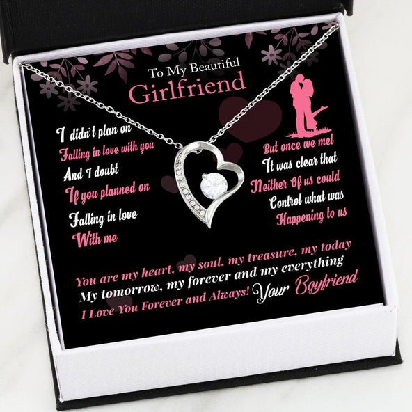 CollectionGirlfriend - Forever And Always - Necklace