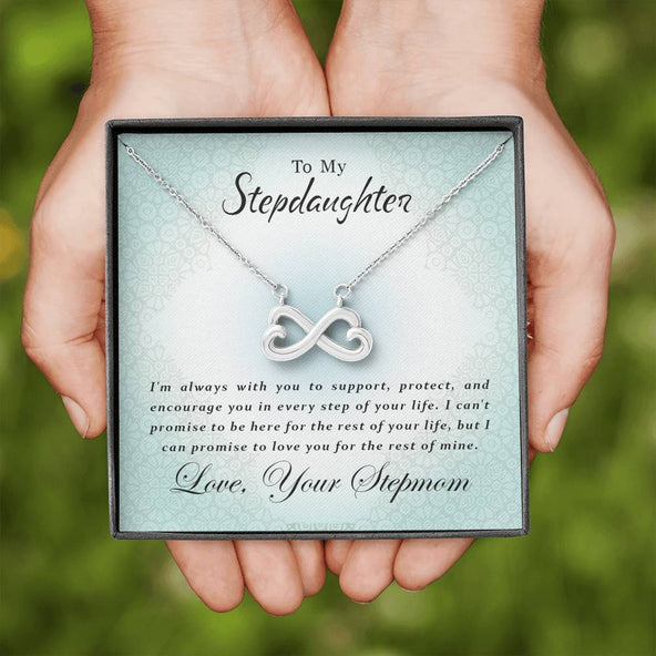 To My Stepdaughter - The Rest Of My Life - Necklace