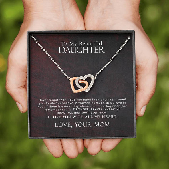 Collection Daughter - More Beautiful That You'll Ever Know - Necklace