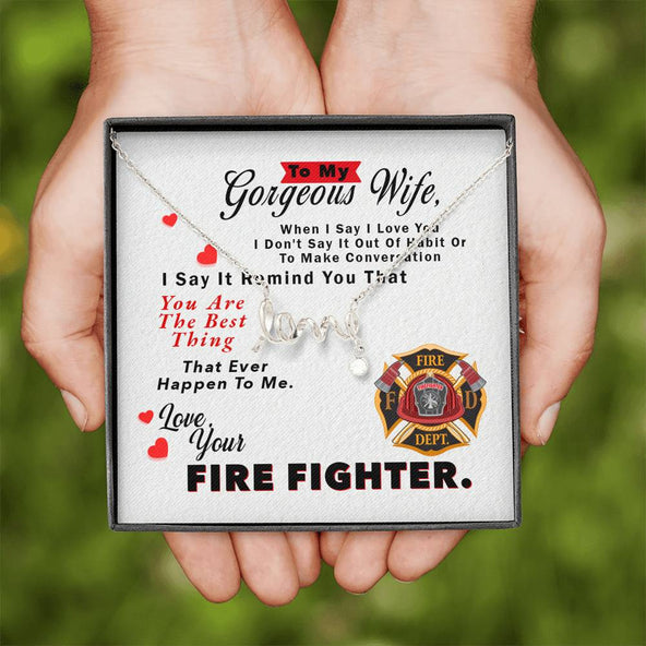 Collection Wife - Your Firefighter