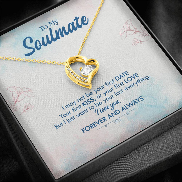 My Soulmate Forever Love Necklace