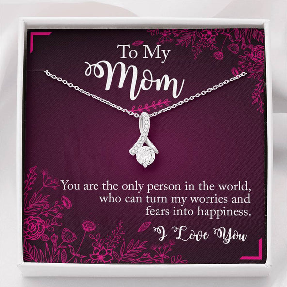 Collection Mom - Fears Into Happiness - Necklace
