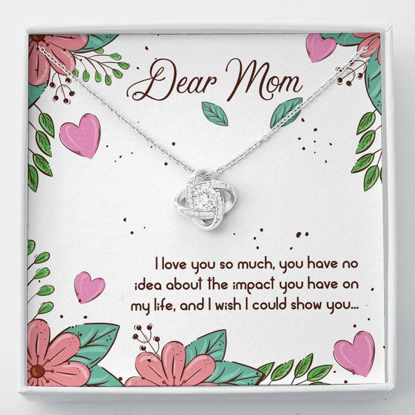 Collection Mom - The Impact You Have On Me - Necklace