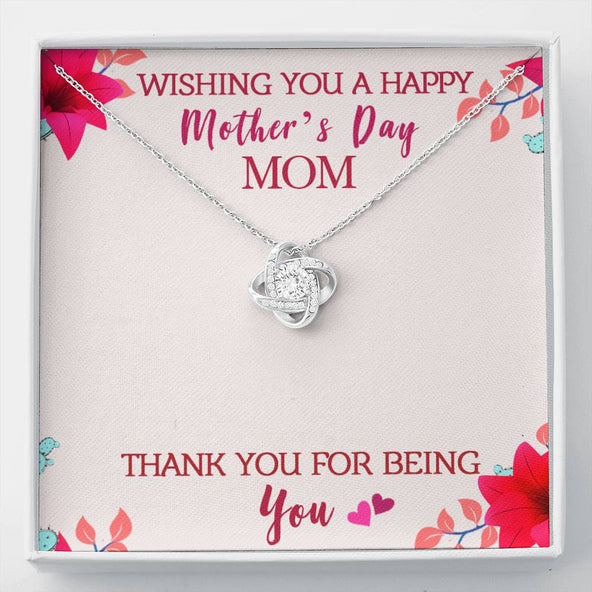 Collection Mom - Wishing You Happy Mother's Day - Necklace