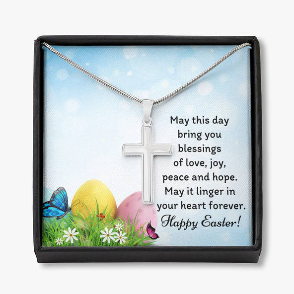 Collection Easter - Blessings of Love, Joy, Peace and Hope - Necklace