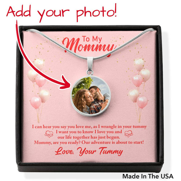 Collection Mom - Our Adventure Is About To Start - Necklace
