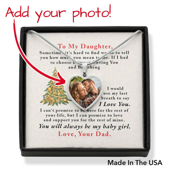 Collection Daughter - Christmas - Photo Jewelry